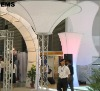 wedding stage exhibition booth fabric decoration system LT-FA501