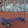 Foldable trolley manufacturer folding wagon push carts industry hand truck