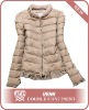 lady down jacket fashion style