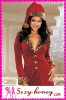 LD-10252 Hot Sale Women Christmas Costume