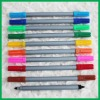 Promotional Color Marker with twin tips