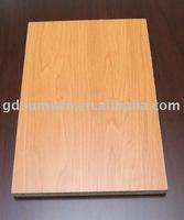 Polyester paper veneer& MGO board wood floor