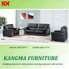 2011 China high quality leather wooden sofa BD2219-7#