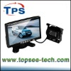 7 inch tft lcd monitor bus camera systems