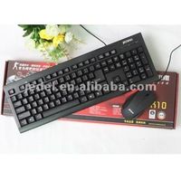 Keyboard mouse combos OEM USB Keyboard