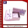 cardboard paper gift jewelery box