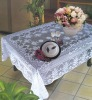 polyester printed and knitted lace Table covers