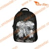 M2 fashion polyester student backpack
