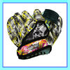PVC baseball gloves toy for kid's training