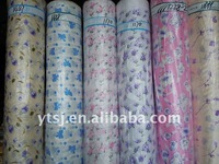 print PE bottom film baby diaper-disposable
