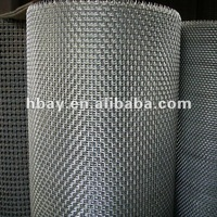 Galvanized Steel Crimped Wire Mesh(Manufacturers)
