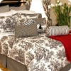 Country Toile Bedding Sets