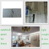 Prefab and Lightweight Interior Wall Composite Panel for Various Constructions