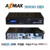 South america tv receiver AZMAX S900 decode nagra3 with free genuine iks account