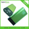 Advanced 5000mah led power bank pack media player