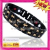 New Factory Hot Sells tainless steel bracelet magnetic jewelry