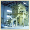 automatic dry mortar production line with high quality