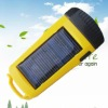 20 Lumen 4 LED Solar Torch Light Solar Torch