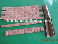 Vida Faux Brick Exterior Wall Panel(Model:VD100101 Color:VDC110)