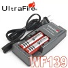 Ultrafire WF-139 Lithium battery charger For 14500 17670 18650 Rechargeable Battery Charger