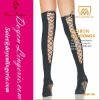 Factory Price!Fashion Varicose Veins Stockings With Lace Up
