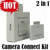 HOT Sell Factory provide directly 2 in 1 camera connection kit