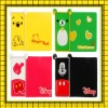 cartoon lovely design many colors and styles silicone car anti slip mats