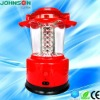 30 Led Rechargeable camping light with 5side led led camp lantern