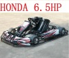 6.5 HP racing karting 168FB