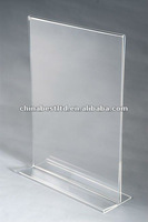 high quality clear plastic poster holder