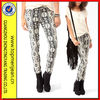 2013 Latest Design Southwest Stretchy Five Pockets Skinny Printed Jeans For Women (FE01)
