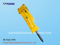 Hi-Tech 1450 hydraulic hammer