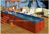 Luxury spa pool swimming pool spa spa tub