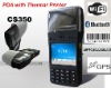 windows mobile printer pda