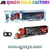NEW Design RC Toy for children 1:32 6 Channels RC Heavy RC Toys Trucks and Trailers