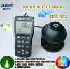 Datalogging Luminous Flux Meter TES-133 LEDs Testing with Free Shipping