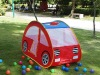 Pop up play car tent