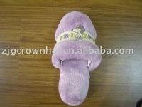 woman slipper