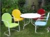 retro garden set