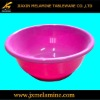 "5"" colored melamine rice bowl"