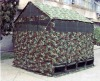 removable military and outdoor toilet tent