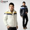 Casual Zipper up Mens Coat 10902