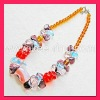 Elegant Fashion Jewelry set, crystal necklace chain for garment accessory WNK-139
