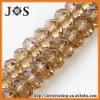8mm Light Smoke Topaz Crystal & Glass Beads Fit Necklaces Bracelets
