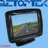 Stand alone 3.5 inch car monitor, digital TFT LCD panel (BTM-350)