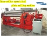 Three-roller symmetrical plate rolling machine W11-20x2500MM