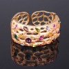 the fashion crystal stone bangle