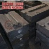 Fixed and Movable jaw crusher plate