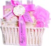 Bath and Shower Gift set with Rose Flavor