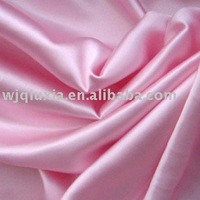 100% Polyester Satin Fabric for garment